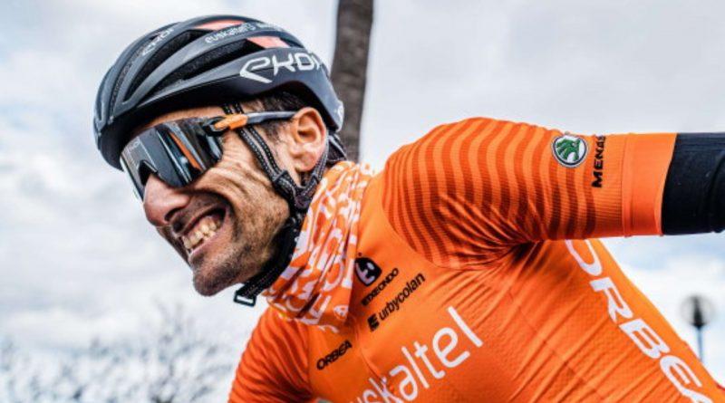 Maté debuta esta temporada y se adjudica el Premio de la montaña en la Clásica de Almería