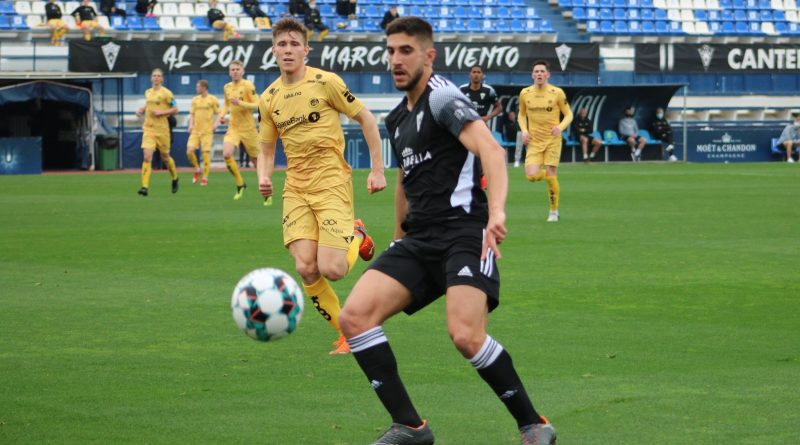 El Marbella saca un empate en el amistoso ante el Bodo Glimt