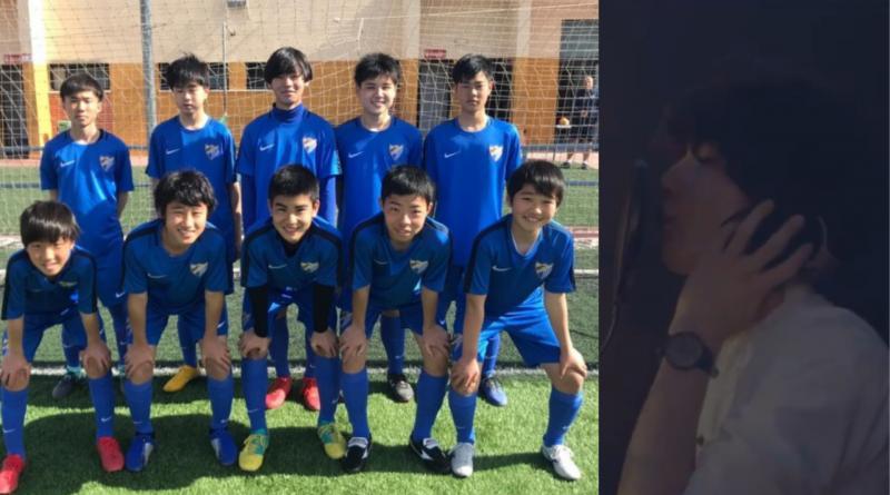 El Málaga CF sigue expandiéndose por Japón: su escuela nipona ya tiene himno