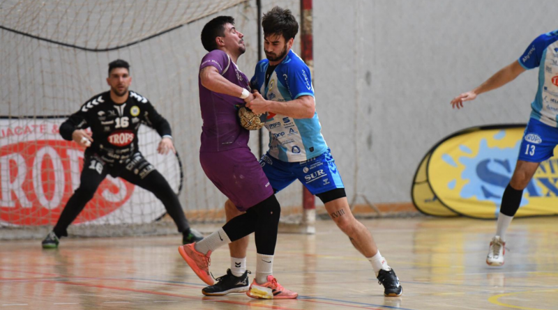 Continúan las victorias para el Trops Málaga