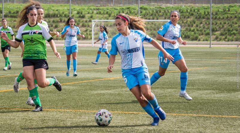 Los rivales del Málaga Femenino en la lucha por la permanencia