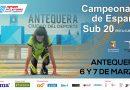El XLVIII Campeonato de España Sub 20 de atletismo en pista cubierta, este fin de semana en Antequera