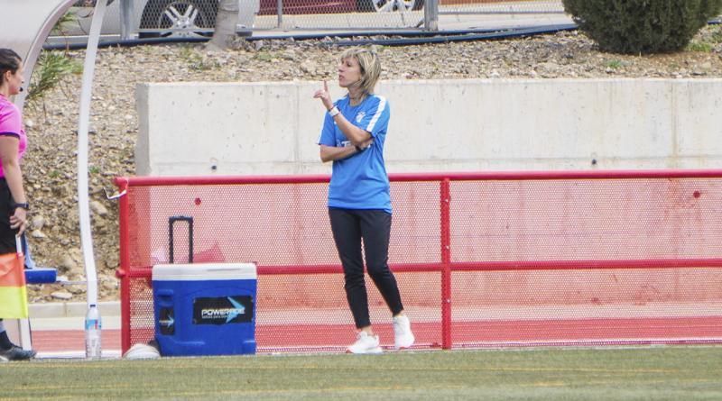 Nati Gutiérrez deja de ser la entrenadora del Málaga CF Femenino