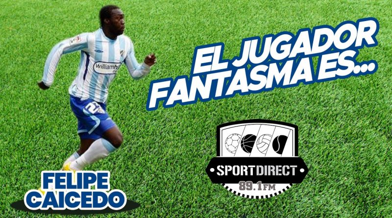 'Jugador Fantasma': Felipe Caicedo, la pantera inquieta