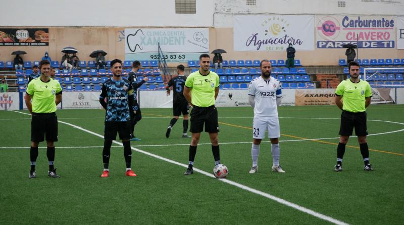 Los empates y el coeficiente hacen ganar puestos al Vélez y al Antequera