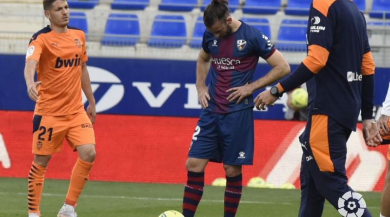 Huesca y Valladolid se unen al Eibar y descienden a LaLiga SmartBank