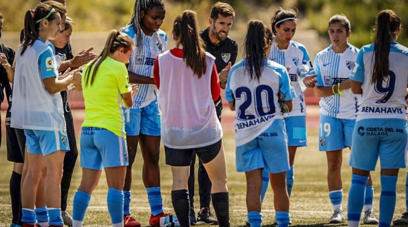 El Málaga Femenino echa a andar con Ayala como nuevo técnico