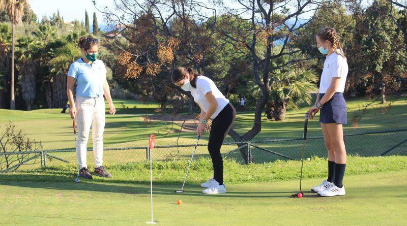 Añoreta Resort presenta sus Campamentos de Verano para la práctica del golf en julio y agosto
