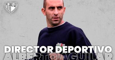 Del césped a los despachos: Alberto Aguilar es el nuevo director deportivo del Antequera