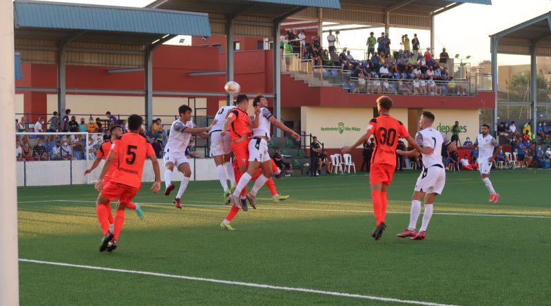 Hicham volvió a jugar después de seis meses y Brandon debutó en Vélez