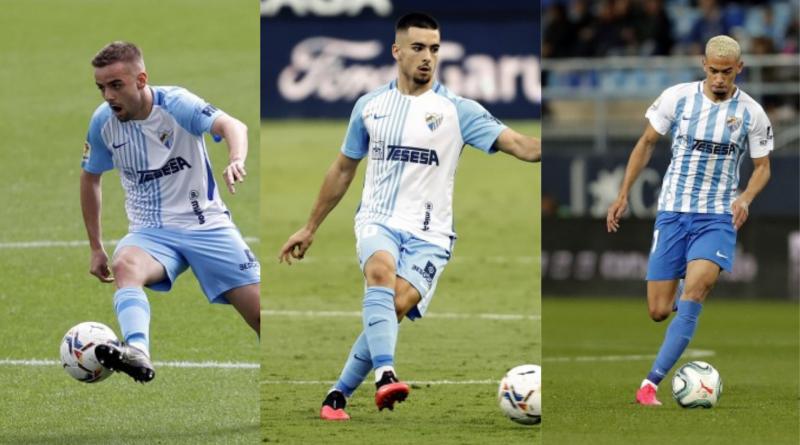 Hicham, Ramón e Ismael ya son profesionales