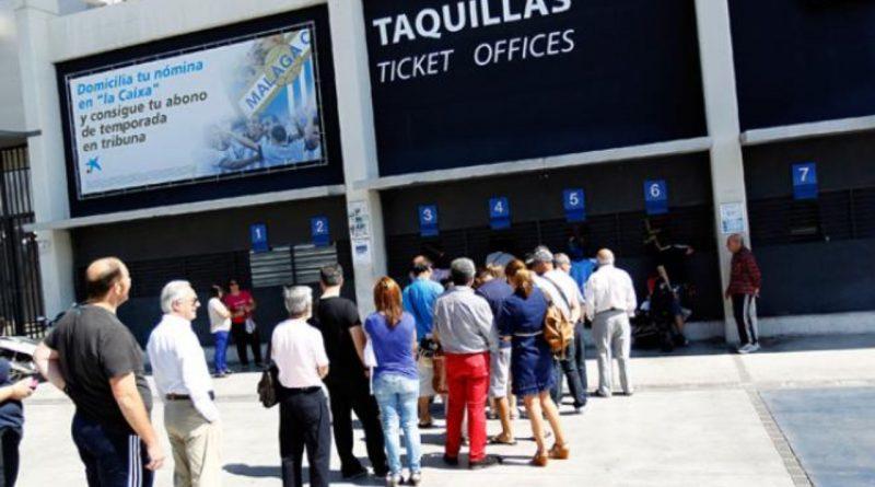 El Málaga CF suma ya más de 7.000 'Fieles Malaguistas'