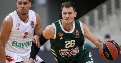 OFICIAL: Nemanja Nedovic seguirá en el Panathinaikos