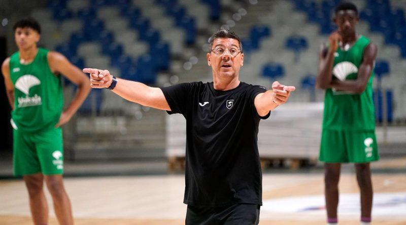 Día uno para el nuevo Unicaja de Basketball Champions League