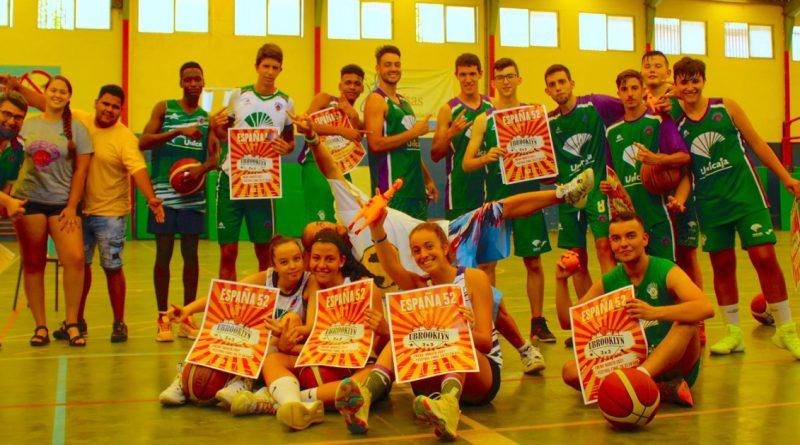 EBG Málaga, elegido para el programa España total #52 de baloncesto 3x3