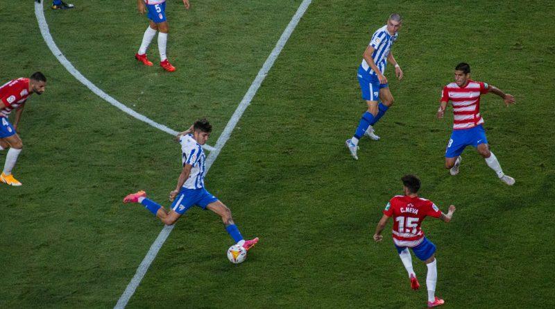 La juventud del Málaga cae dignamente en el Nuevo Los Cármenes