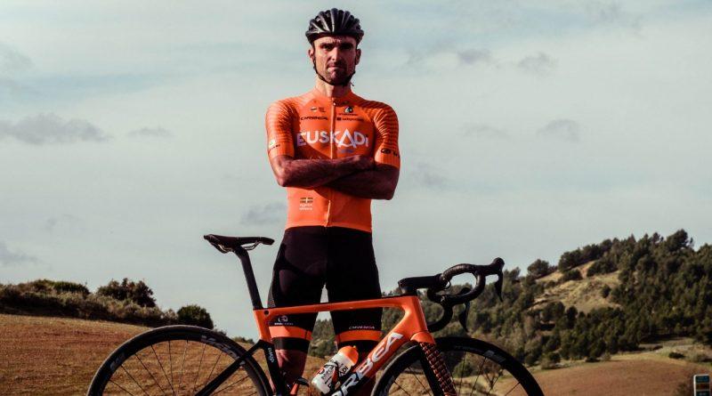 """Luis Ángel Maté, ilusionado por """"llegar a casa"""" con La Vuelta"""