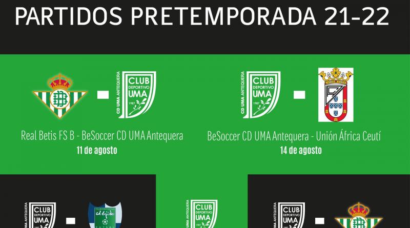 El UMA Antequera diseña su ruta de pretemporada