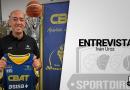 Iván Uroz, entrenador de CBAT: «Estamos aumentando la plantilla y todavía no hemos terminado»