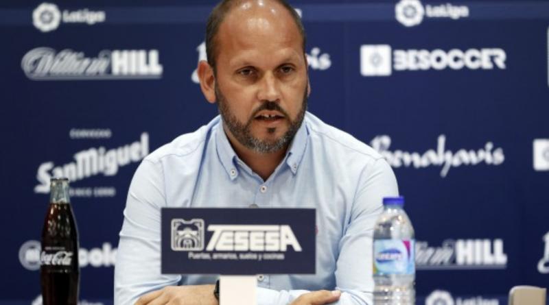 """José Alberto: """"No podemos pedir nada a la afición, tenemos que dar"""""""