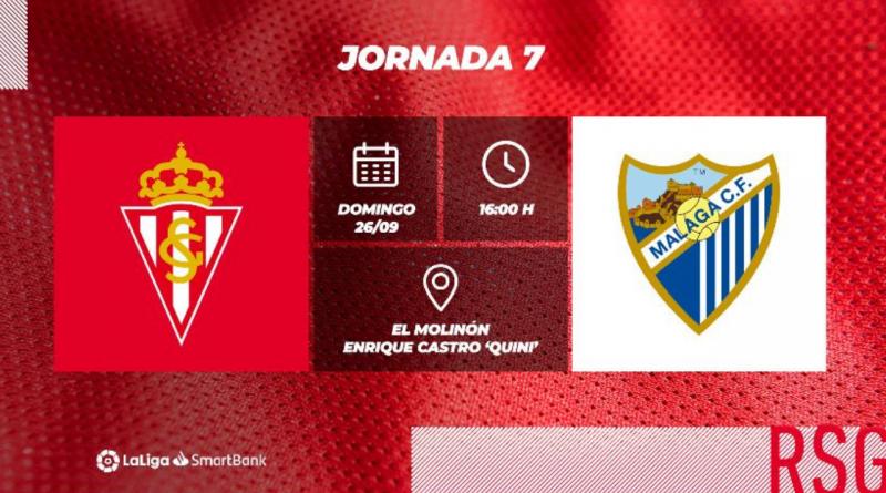 El Málaga CF ya conoce los horarios para la jornada 6 y la jornada 7