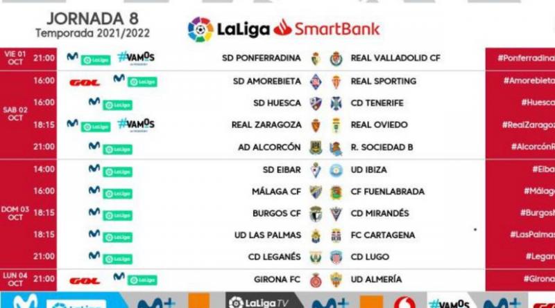El Málaga CF recibirá al CF Fuenlabrada el domingo 3 de octubre a las 16:00 h