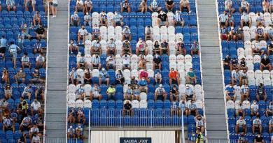 La Rosaleda podrá acoger a 24.000 espectadores en su próximo encuentro liguero