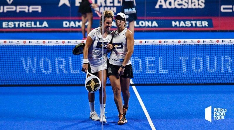 Bea González se cuela con brillo en semifinales y Alex Ruiz cae en cuartos del Barcelona Master