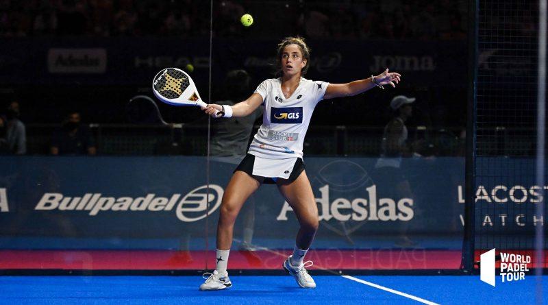 La final del Barcelona Master espera a Bea González tras una breve semifinal cerrada entre lágrimas