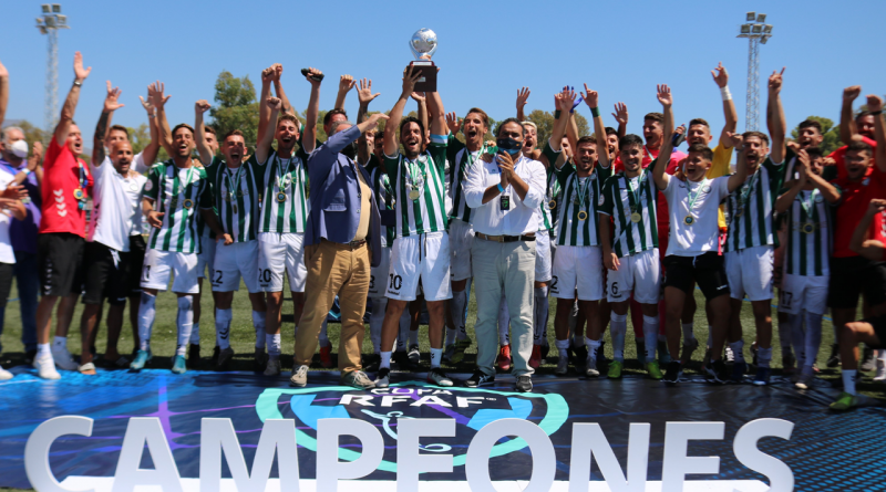 El Juventud Torremolinos se proclama campeón de la Copa RFAF