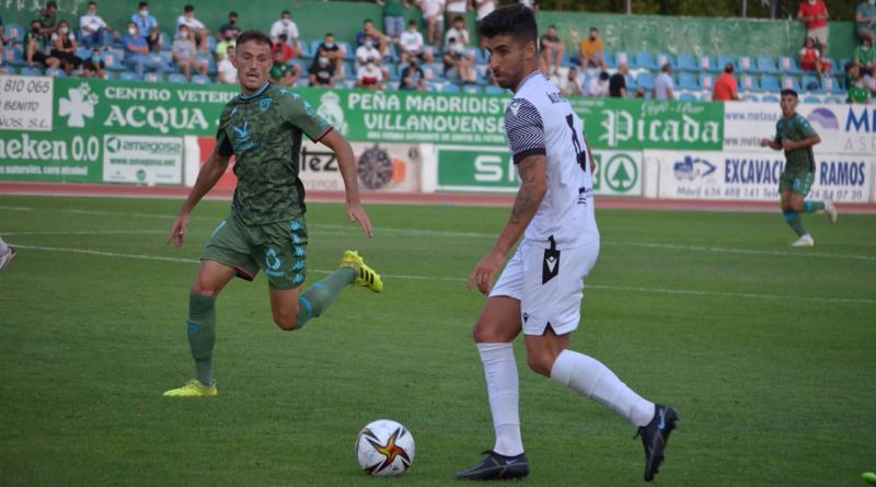 El Vélez sucumbe en su primer desplazamiento de la temporada
