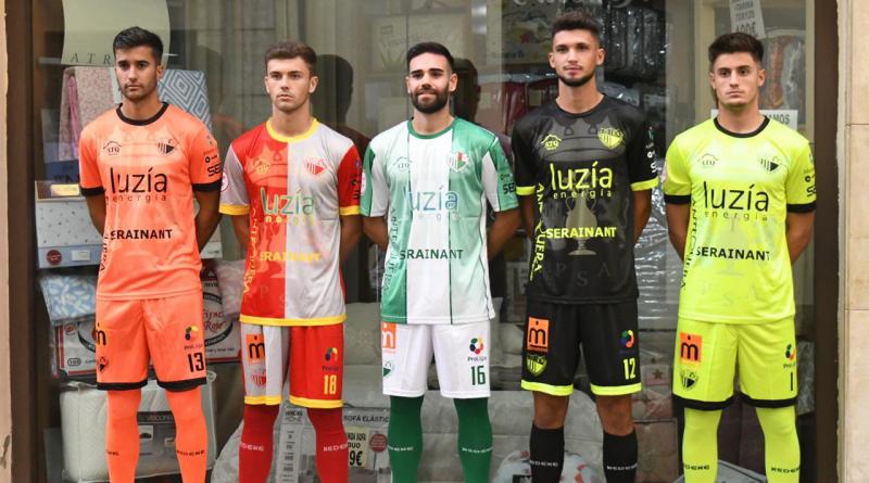 El Antequera presenta su nueva piel para la temporada 2021/22