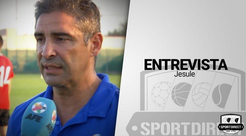 """Jesule, entrenador del Alhaurino: """"Yo vengo aquí a ganar partidos, no a jugar bonito"""""""