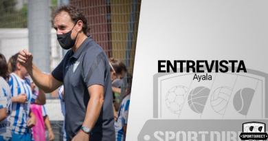 Ayala, entrenador del Málaga Femenino: «Confiamos muchísimo en este plantel, yo firmo que somos candidatas al ascenso»
