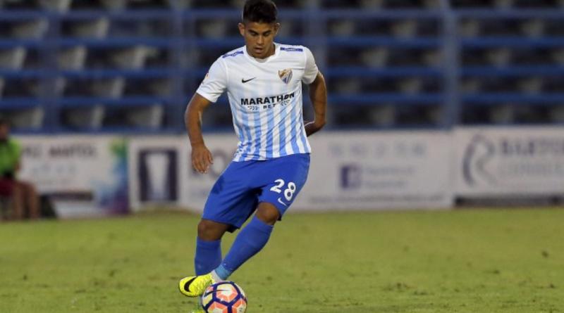 """Kuki Zalazar: """"Me equivoqué saliendo de Málaga cedido, tenía que haberme quedado en el filial"""""""