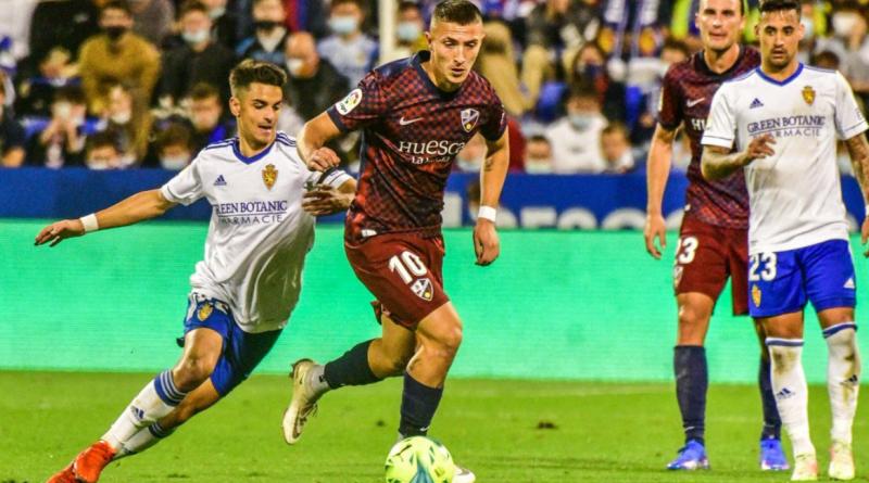 El Zaragoza llegará a La Rosaleda con tres días menos de descanso y un empate a sus espaldas