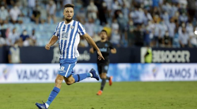 """Genaro y su contrato con el Málaga: """"Si juego una serie de partidos, renuevo"""""""
