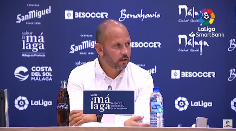 """Jose Alberto: """"Todo lo que no fuese una victoria del Málaga hoy habría sido injusto"""""""