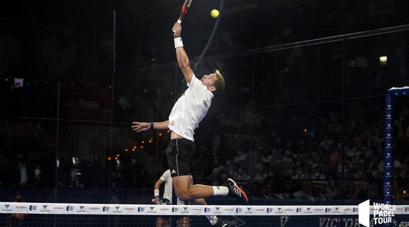 Un deslumbrante Álex Ruiz alcanza las semifinales del Córdoba Open